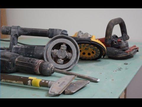 Инструменты для демонтажа старых покрытий. Шайтер Андрей!