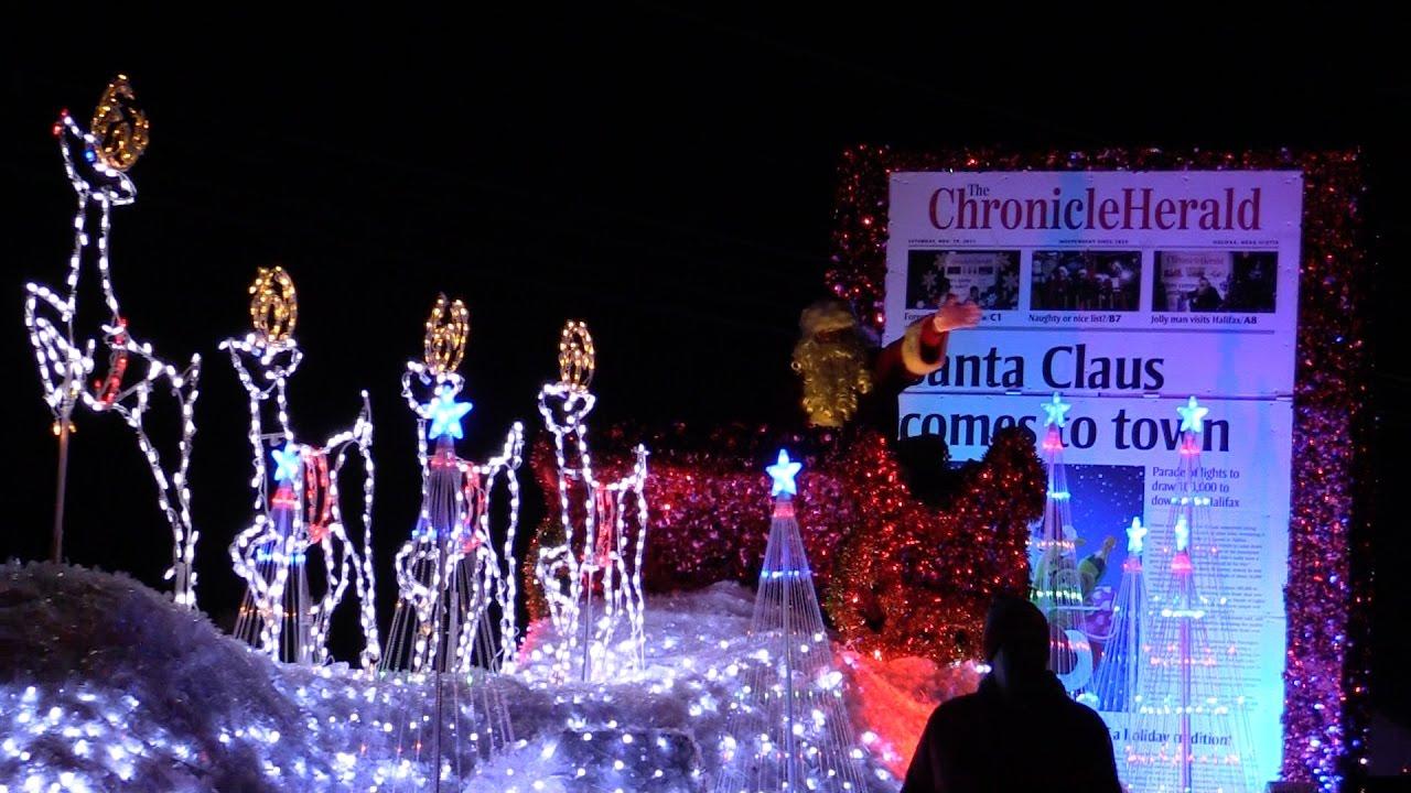 Bridgewater Christmas Parade 2020 Christmas on the LaHave Parade (2016) Bridgewater, Nova Scotia