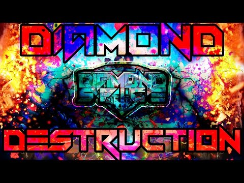 DJ Diamond Spice - DIAMOND DESTRUCTION Vol. 2 [FILTHY DUBSTEP]