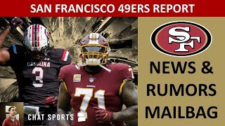 49ers Rumors: Javon Kinlaw vs. DeForest Buckner? Trent Williams Replacing Joe Staley + 2021 Draft
