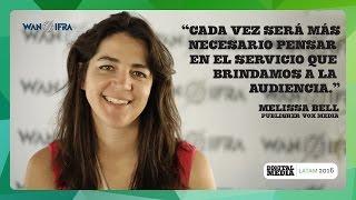 Melissa Bell  (Vox Media) #DML16