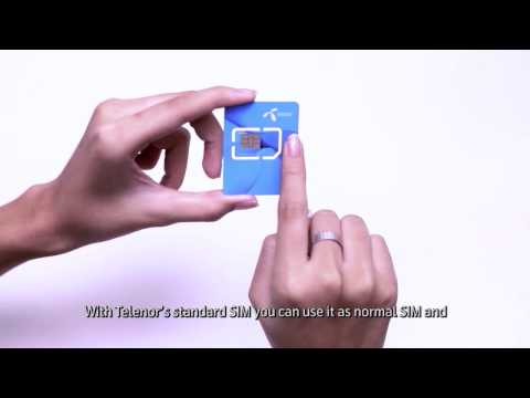 How to activate your Telenor SIM