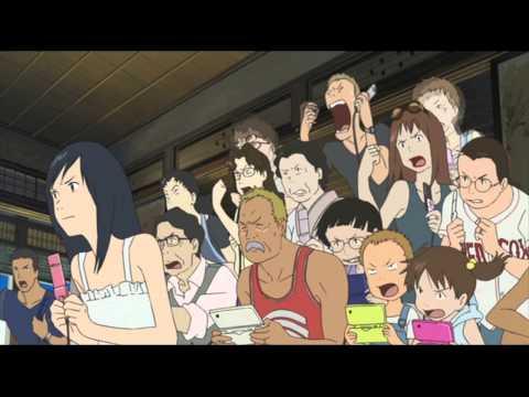 Summer Wars - Kenji and Natsuki