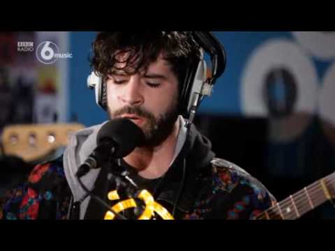 Foals - Spanish Sahara Live In Session [BBC Radio 6]