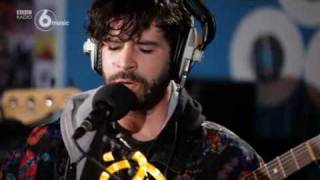Foals - Spanish Sahara Live In Session [BBC Radio 6]