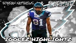 Jordan Matthews Eagles Career Highlights