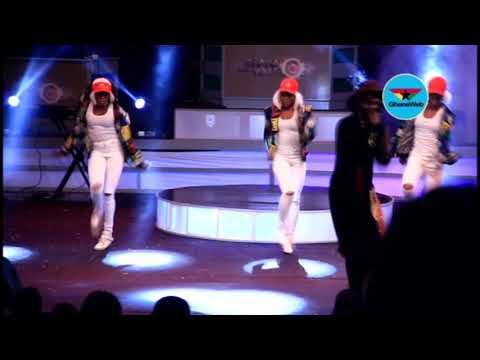 Falz performs at Ghana Meets Naija 2017 concert