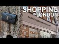 ONE OF MY FAVOURITE HIGH STREETS TO SHOP IN LONDON! London City Guide & Vlog