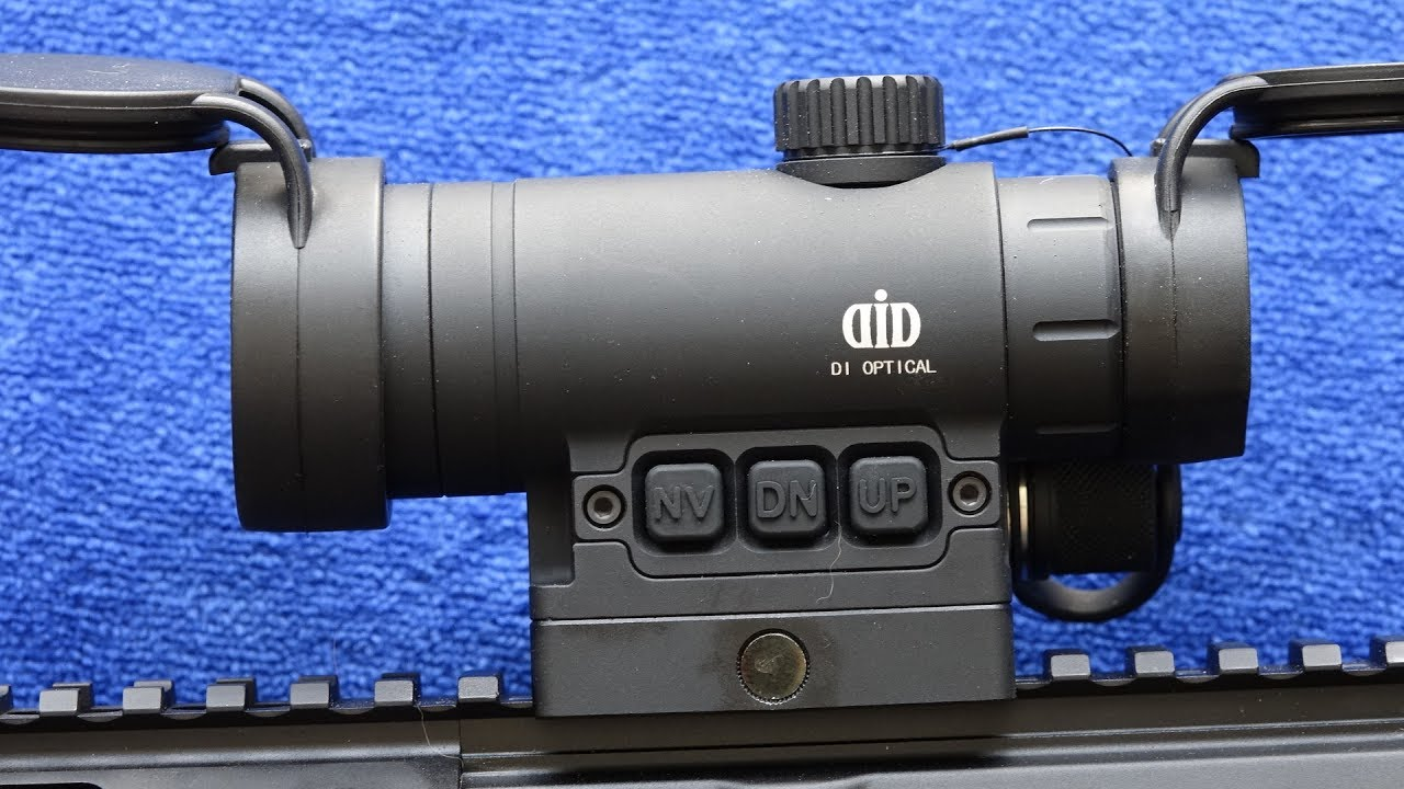DI Optical RV2 Red Dot Sight Review