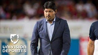 José Saturnino Cardozo, molesto con el arbitraje de Veracruz vs. Toluca | Apertura 2017