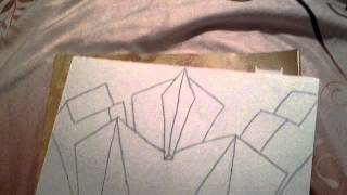 Рисунок снежная королева(Рисунок снежнай королевы., 2015-03-12T17:57:24.000Z)