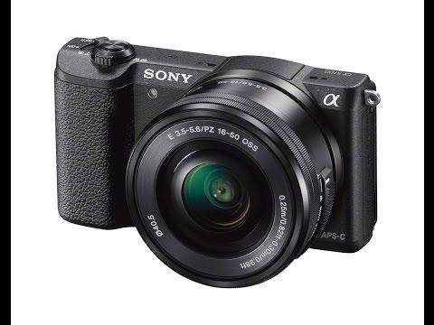 เปิดท้ายเเกะกล่อง Sony A5100 - Sony ILCE 5100 Made In Thailand