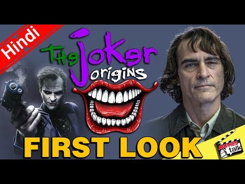 JOKER Movie 2019 First Look [Explained In...