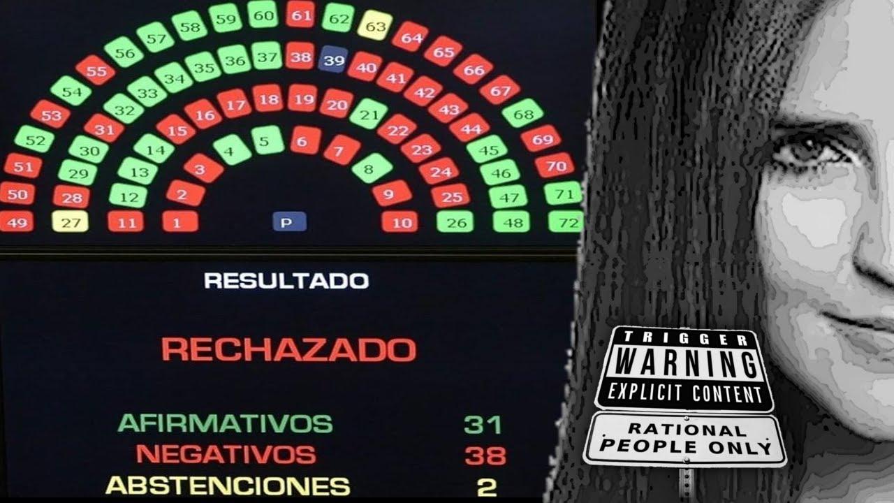 #0007.03 - Sobre una periodista colombiana y el NO al aborto