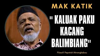 """Video Mak Katik Musra Dahrizal  """"kaluak paku kacang balimbiang"""" Filosofi adat Minangkabau download MP3, 3GP, MP4, WEBM, AVI, FLV Maret 2018"""