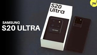 Samsung Galaxy S20 Ultra - OFFICIAL FIRST LOOK & UNBOXING?