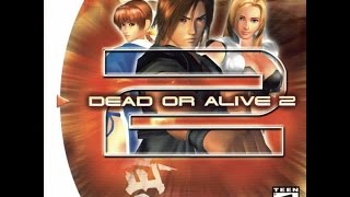 DOA 2 DREAMCAST Gameplay
