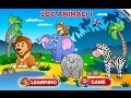 """Zoo and Farm Animals for Kids """"CFC s.r.o. Education Games"""" Android Mental Developer Games """"For Kids"""""""