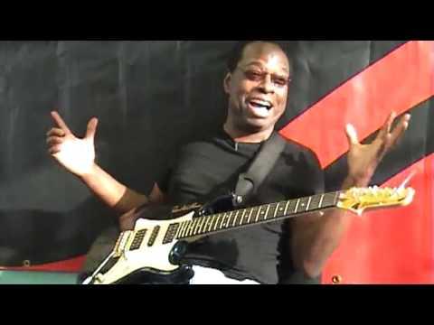 David Williams - Funk Guitar Masterclass From Guitar Techniques Magazine