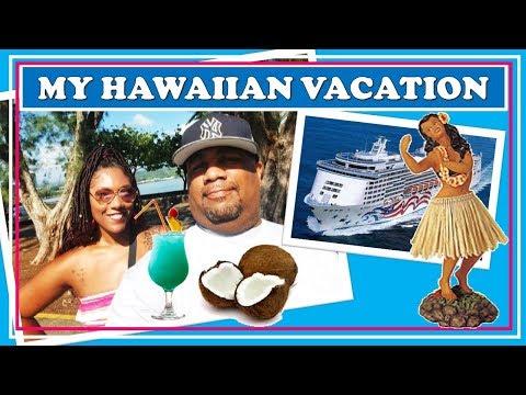 Hawaiian Vacation - Norwegian Cruise Pride of America September 2017