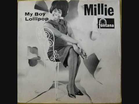 Lyrics containing the term: milly