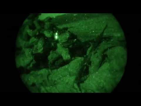 13th Marine Expeditionary Unit Night Live Fire