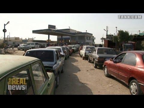 Egyptians Denounce Fuel Shortage