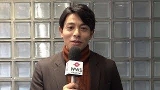 俳優・吉沢悠が11月11日より上映開始の映画「エキストランド」に出演し...