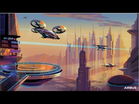 Transformative VTOL Workshop, Session 6: Airbus On Demand Mobility