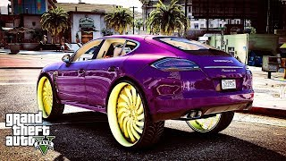 GTA REAL LIFE MOD #1 WEARING SUPREME X LOUIS VUITTON [4K]
