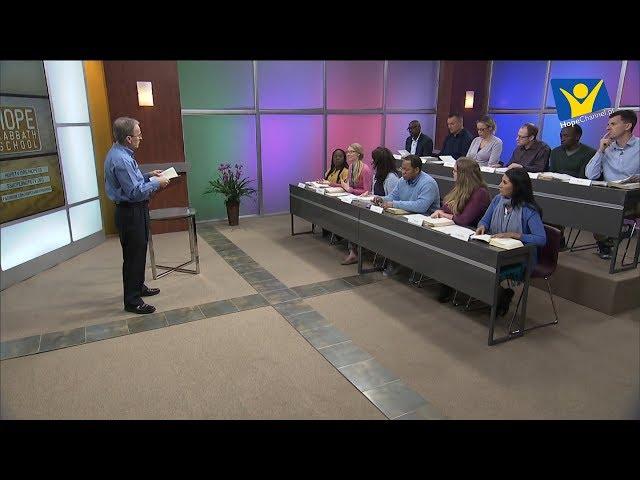 Szkoła Sobotnia Hope Channel - Lekcja X (9 czerwca 2018)