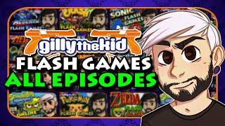 The Flash Games Collęction (Episode Compilation)