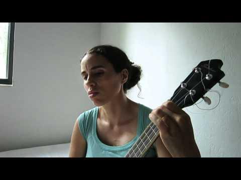 I Am Yours - Tracy Chapman Cover by Talia Johnson on Baritone Ukulele/Uke