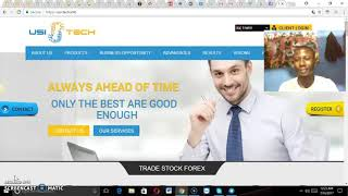 USI TECH REVIEW/PASSIVE INCOME OPPORTUNITY/