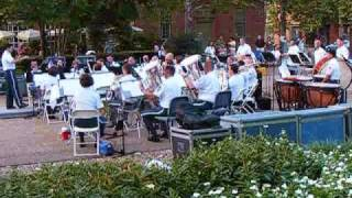Cuban Overture, USAF Band, Williamsburg, VA