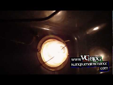 Kenmore Oven Light Bulb: How To Change Out An Oven Light Bulb That Is Not Working,Lighting