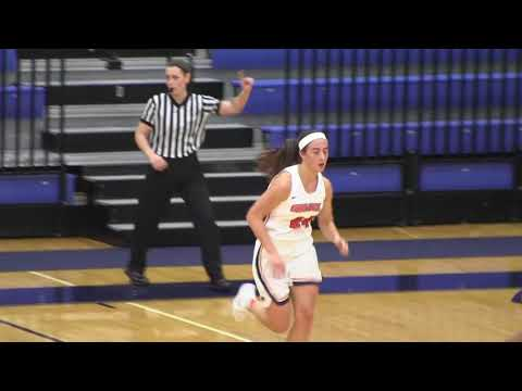 Wheaton - Louisiana College Beth Baker Classic Day 2 Highlights (Nov 18, 2017)