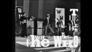 The Who -  Substitute , Man with money and Dancing in the Street (live rare footage french tv 1966)