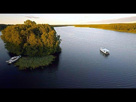 Urlaub auf dem Hausboot! - Mecklenburgische Seenplatte - GoPro