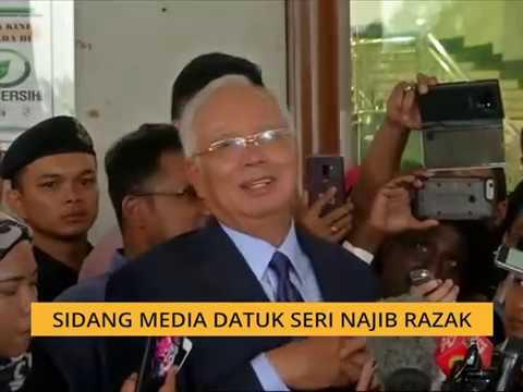 'Saya bukan pencuri' - DS Najib Razak