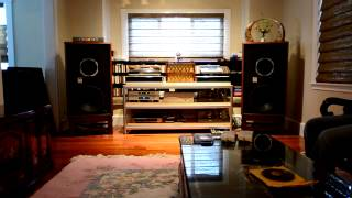 The HiFi Jazz recordings play by JBL 4343