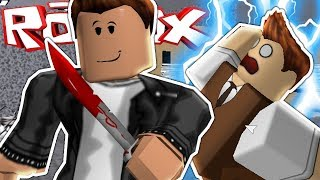 Who'S the KILLER GAME DESIGN/ROBLOX MURDER MYSTERY X/ROBLOX in TURKISH