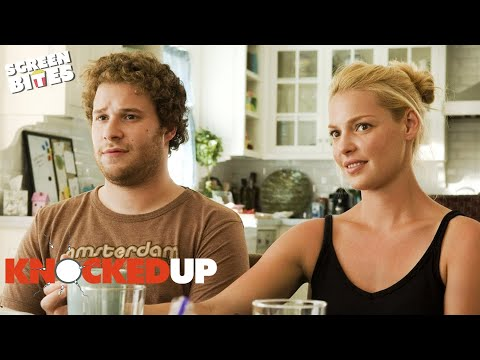 Knocked Up is listed (or ranked) 44 on the list The Best R-Rated Comedies