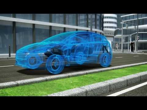 Ford Fiesta eWheelDrive   Engadget en español