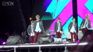 [1080P] 131001 上海西岸音乐节 EXO M 으르렁 咆哮 Growl [chinese Ver.]