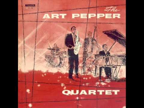 Art Pepper Quartet - Diane