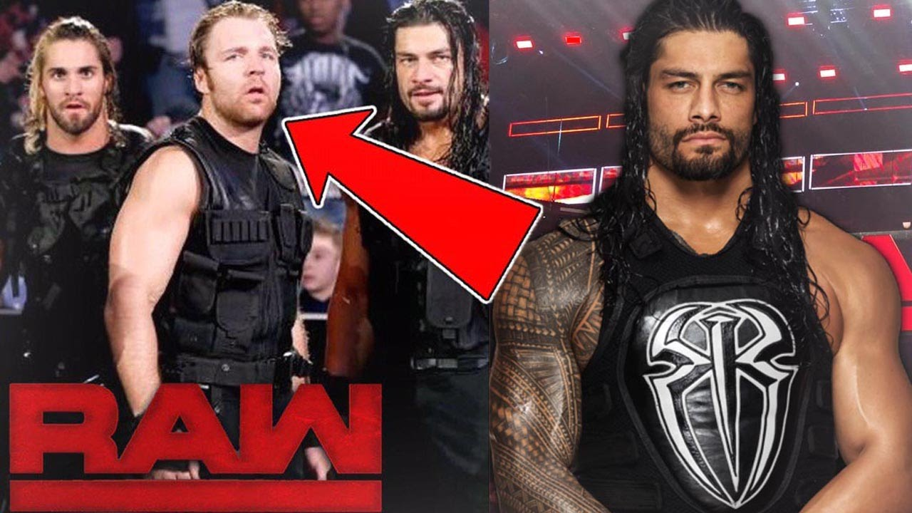 WWE BREAKING NEWS: ROMAN REIGNS TALKS ABOUT PLANS TO REUNITE THE SHIELD (WWE THE SHIELD 2016)