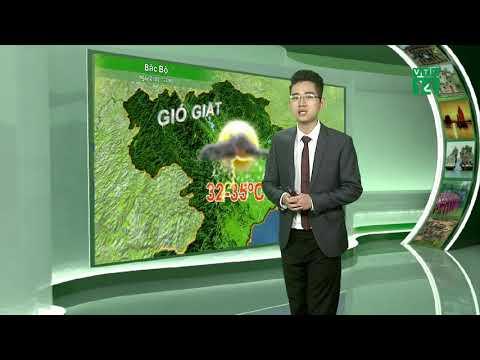 VTC14   Thời tiết du lịch 20/05/2018   Điểm đến Đà Nẵng ngắm biển xanh