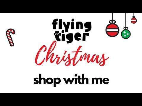 Flying Tiger - Christmas 2018