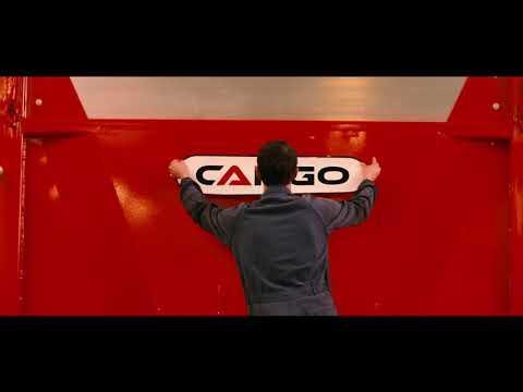 Promodis Remorque Monocoque CARGO - Film commercial